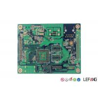 Buy cheap 1.2mm 6 Layers Communication PCB Circuit Board PCB with RoHS Compliance product