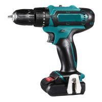 Buy cheap Blue 12V Cordless Drill LIthium Ion Battery Powered For General Maintenance Projects from wholesalers