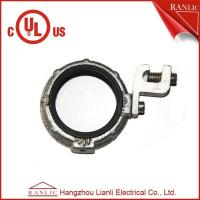 Buy cheap 3 4 6 Malleable Iron Conduit Sealing Bushing Rigid Conduit Fittings WIth Terminal Lug Insulated from wholesalers