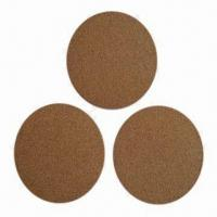 Wholesale Heat-resistant Cork Coasters, Available in Various Shapes from china suppliers