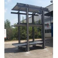 Buy cheap pit type car parking lift underground garage lift from wholesalers