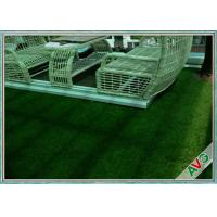 Buy cheap PE Yarn Commercial Outdoor Artificial Grass Non - infill Need For Outdoor Landscape from wholesalers