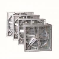 Buy cheap Negative Pressure Exhaust Fan Stainless Steel Blade Single Phase Or 3 Phase from wholesalers