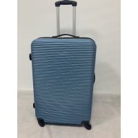 Wholesale 210D Polyester Blue Travel Luggage Sets Expandable from china suppliers