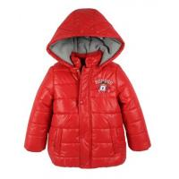 Fashion Girls Warm Coat With Hood Boutique Childrens Winter Clothing Manufactures