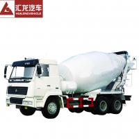 Buy cheap High Performance HOWO Volumetric Concrete Mixer Truck 6*4 6 CBM Long Life from wholesalers