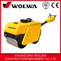 Buy cheap GNYL32 0.6ton doubl drum small drum asphalt roller for sale from wholesalers