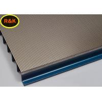 Buy cheap Welded Sieve Mesh Sheets , Woven Wire Mesh Sieves Mineral Processing from wholesalers