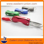 Buy cheap Promotional knife pocket pen light up pen led light pen from wholesalers