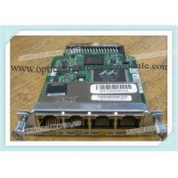 Buy cheap Four port 10/100 Ethernet Switch Interface Card HWIC-4ESW Cisco Router High-Speed WAN from wholesalers