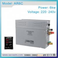 Buy cheap steam generator for shower 6kw from wholesalers