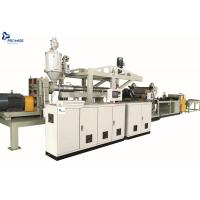 Buy cheap PLC Medical Polycaprolactone Sheet Production Line Ultra Low Temperature from wholesalers
