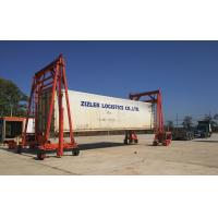 Buy cheap 30t  Gantry Mobile Container Crane Lift , Truck Mounted Shipping Container Crane from wholesalers