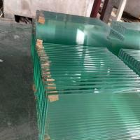Buy cheap Tempered Glass  3mm/4mm/5mm/6mm/8mm/10mm/12mm/15mm/19mm Clear&Tinted Tempered/Toughened Glass with Ce&CCC&ISO Certificat from wholesalers