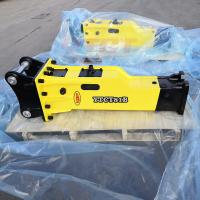 Buy cheap 20 ton excavator top type hydraulic breaker with 1 inch hose from wholesalers