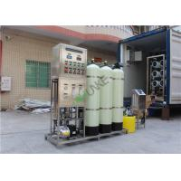 Buy cheap 500L/H Reverse Osmosis Water Machine With DosingBox, Ozone Water Treatment Equipment from wholesalers