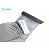 Buy cheap IDC Plug To Jst Phd Flat Ribbon Cable Assembly FC -26 Pin Motherboard 0.635 Wire from wholesalers