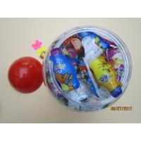 China Compress Candy In Cola Bottle Shape Toy , Sweet And Sour Taste Christmas Novelty Candy on sale