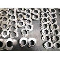 Buy cheap Professional Plastic Extrusion Screw , Plastic Extruder Parts Consistent Effective Low Cost product