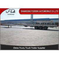 Buy cheap Telescopic Wind Blade Transport 40 Foot Semi Trailer 50 Ton Can Extend from wholesalers