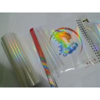 Buy cheap UV Holographic transfer film from wholesalers