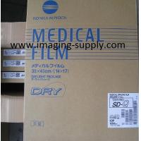 Buy cheap Konica SD-Q Dry Imaging Film from wholesalers