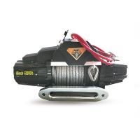 Buy cheap 12000 Lb Electric ATV Winch 4x4 Pull Power  12V DC Motor With Cable Waterproof from wholesalers