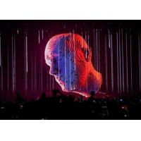 Buy cheap Musion 3D Image Projection Hologram , 3D Hologram Projector Foil 97% Transmittance from wholesalers