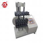 Buy cheap Rubber De Mattia Flex Cracking Tester , Rubber Dynamic Fatigue Test Machine from wholesalers