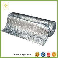 Buy cheap Thermal insulation materials aluminum foil bubble roof heat insulation for building from wholesalers