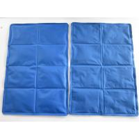 Buy cheap summer cooling mat/cool gel pad factory from Shanghai,China from wholesalers