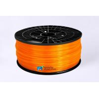 Buy cheap Multi Color 1.75MM PLA / HIPS / PC / POM / Conductive ABS Filament For 3D Printer from wholesalers