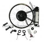 Buy cheap Rear Wheel Electric Bike Kit 36V 500W Brushless Hub Motor 25km - 38km / h from wholesalers
