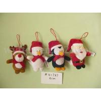 Buy cheap Mini Plush Santa Claus from wholesalers