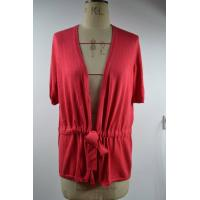 Buy cheap 12STC0521 ladies front fastening loose cardigan sweater from wholesalers