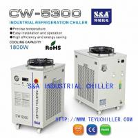 Buy cheap Fiber laser engraver air cooled water chiller from wholesalers