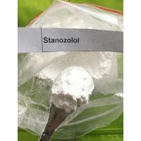 Buy cheap Muscle Building Injectable Anabolic Steroids Winstrol Stanozolol CAS 10418-03-8 from wholesalers
