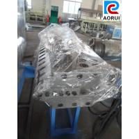 Buy cheap PVC Building Plastic Board Extrusion Line For Advertisement / Decoration from wholesalers