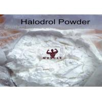 Buy cheap 99% Muscle Building Prohormones Raw Steroid Powder Halodrol 50 / Turinadiol from wholesalers