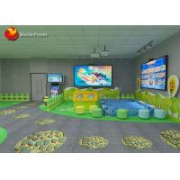 Buy cheap Children 3D Interactive Projection Painting Fish Video Game Machine For Indoor Playground from wholesalers