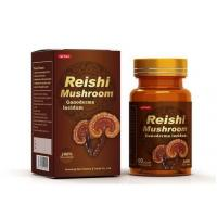 China Reishi Mushroom Ganoderma Lucidum Capsule-(Ling Zhi Extract)-Chinese Herbal Tonic on sale