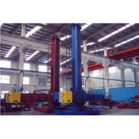Buy cheap Industrial Boiler / Tank Welding Column Boom Wireless Wired With Cross Slides from wholesalers