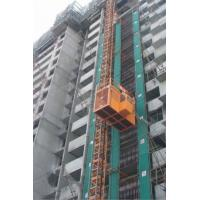 Buy cheap Material Lift Construction Hoist Elevator with Schneider, LG Electric Parts from wholesalers
