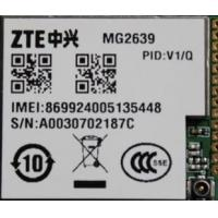 Buy cheap ZTE MG2639 GSM GPRS Module from wholesalers