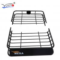 Buy cheap E006 HIGH QUALITY SPLIT TYPE STEEL ROOF BASKET FOR UNIVERSAL BLACK from wholesalers