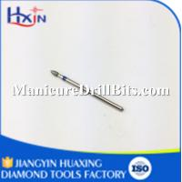 Buy cheap Diamond Grit 150# Electroplated Diamond Nail Drill Bits With Stainless Steel Shank from wholesalers