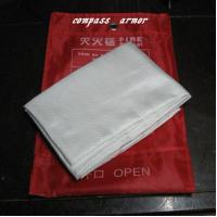 Buy cheap Fire Fighting Equipments Fire Blanket with Thickness 0.43 MM for Airports, Railway Station from wholesalers