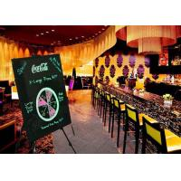 Buy cheap Reusable Light Write Erasable LED Message Board Changeable Menu LED Display from wholesalers