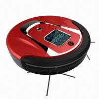 Buy cheap Ultra Low-noise Robotic Vacuum Cleaner, floor mop robot with remote control from wholesalers