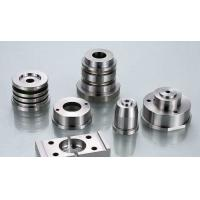 Buy cheap Standard Precision Mould Parts Customized Heat Treatment With Laser Engraving from wholesalers